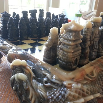 Korean chess set
