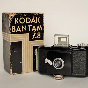 Kodak Bantam F.8 - Cameras