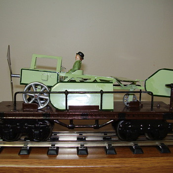 "MARKLIN ""O"" guage rolling stock from the 1930's - Model Trains"