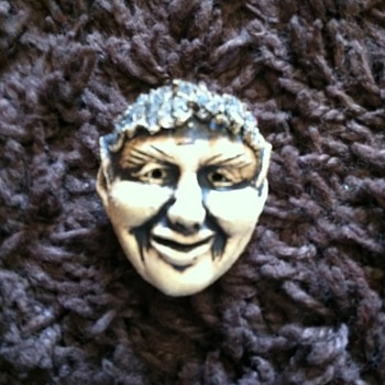 Funny Face - Pottery