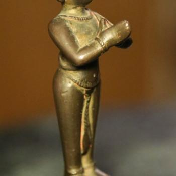 Lakshmi Figure - Bronze?