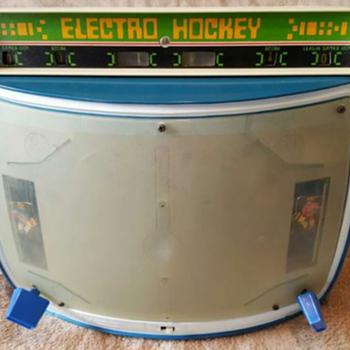 Marx Electro Hockey