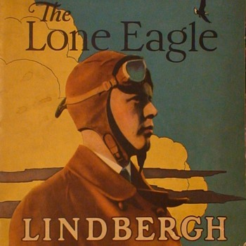 The Lone Eagle 1929 The Blakely Printing Company Chicago