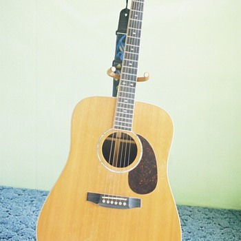 My 1976 Taylor Guitar - Guitars