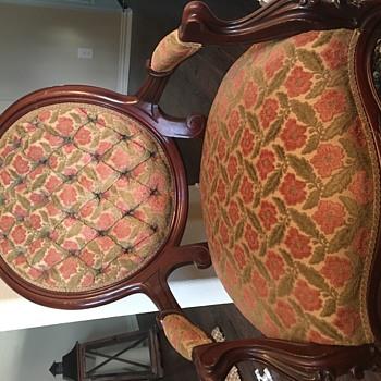 Grandmothers chair - Furniture