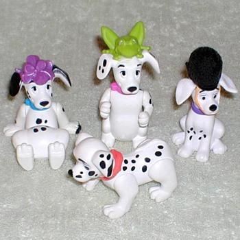 "1996 - ""101 Dalmatians"" Promotional Toys - Toys"