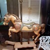 S&s carvers Diana Ross horse