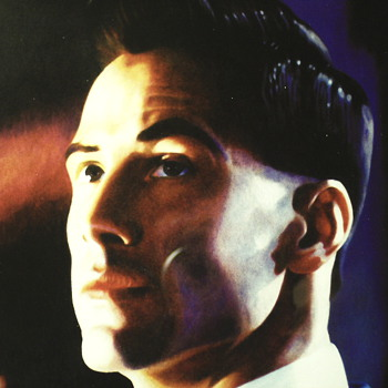 Johnny Mnemonic(Keanu Reeve)(1995)Limited edition Print - Movies