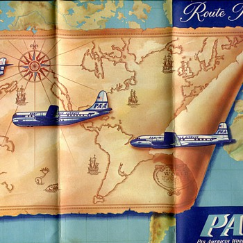 PAA Route Map Detail - Advertising