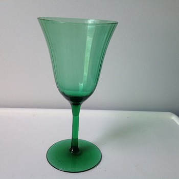 Wine glasses - Glassware