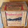 Budweiser Wooden Crate
