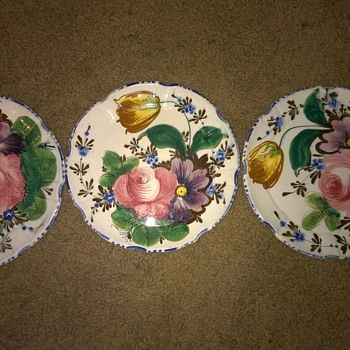 Vintage Dinner Plate - Can you identify the marking? - China and Dinnerware
