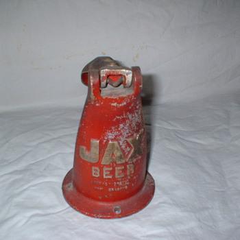 Jax Beer opener for older cans - Breweriana