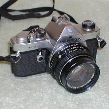 Pentax Asahi MX 35mm Camera - Cameras