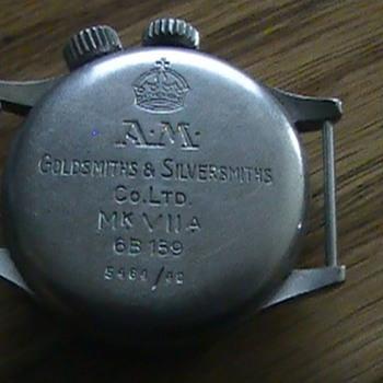 Mens 6B 159 Omega Watch