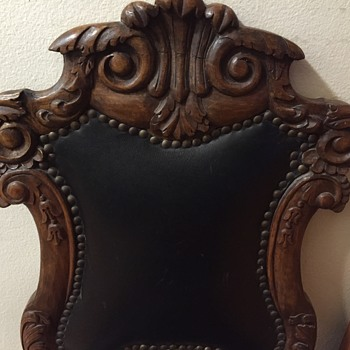 early 20th century chair