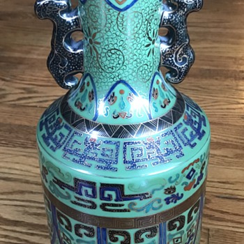 Need help with Asian vase marking  - Asian