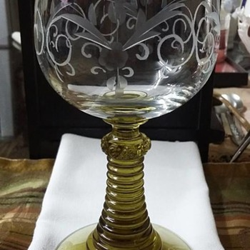 What Can You Tell About This Stemware - Glassware