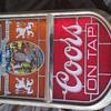 Vintage Coors Beer Light Up Sign
