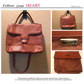 Vintage Valentino Bag - Bags