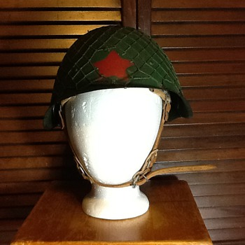 Ssh-40 helmet - Military and Wartime