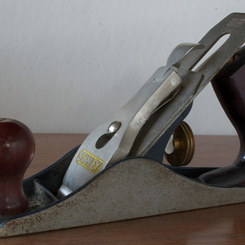 Vintage Stanley Tools Wood Planes - Tools and Hardware