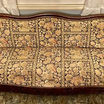 Sofa of unknown origin  - Furniture