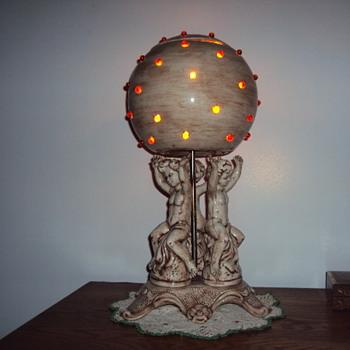 Jamar ceramic lamp - Lamps