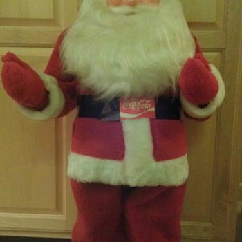 Store santa - Christmas