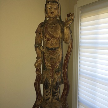 Quan Yin Statue info?