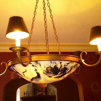Dining Room Fixture - Lamps