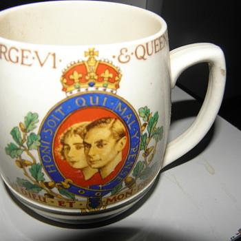 souvenir cup or mug