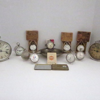 Ansonia Timepiece Collection - Clocks