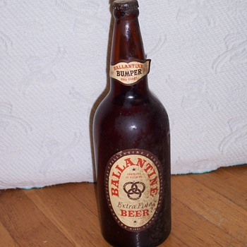 1951 Beer Bottle