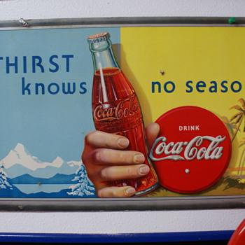 Coke litho - Coca-Cola