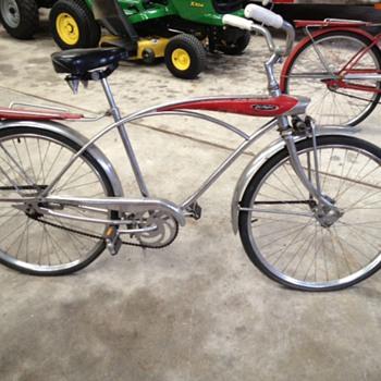 Used JC Higgens Bikes,