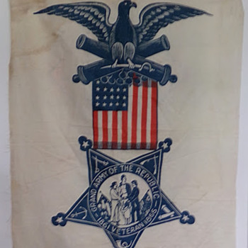 G. A. R. Banner? - Military and Wartime