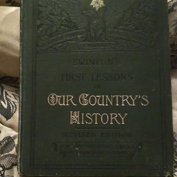 Swinton's first lessons in Our Country's History - Books