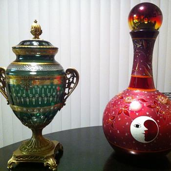 2 beauties - Art Glass
