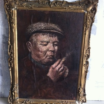 Please help with this. Any info needed please - Fine Art