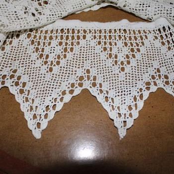 Hand Crochet Trim