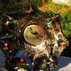 Magpie Master bowl - Amethyst