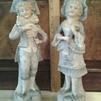 boy girl figurines 2208 - Figurines