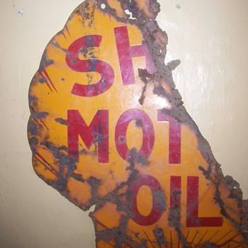 shell sign - Petroliana