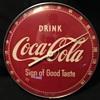 1957 Coca-Cola Thermometer