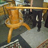 rotary quern ( oriental rice grinder )