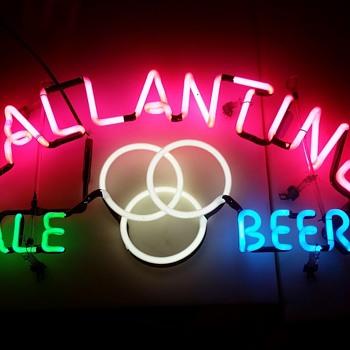 Ballantine Neon