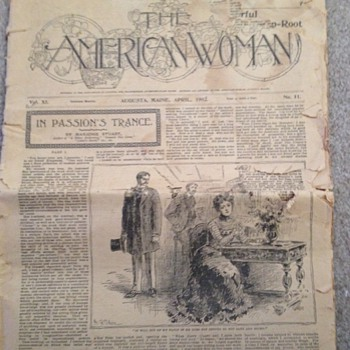 womans news paper