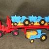 Modern Mechanized Matchbox Monday MB-39/K-20 Ford Tractor