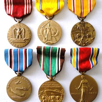 Question about medals among the different branches  - Military and Wartime
